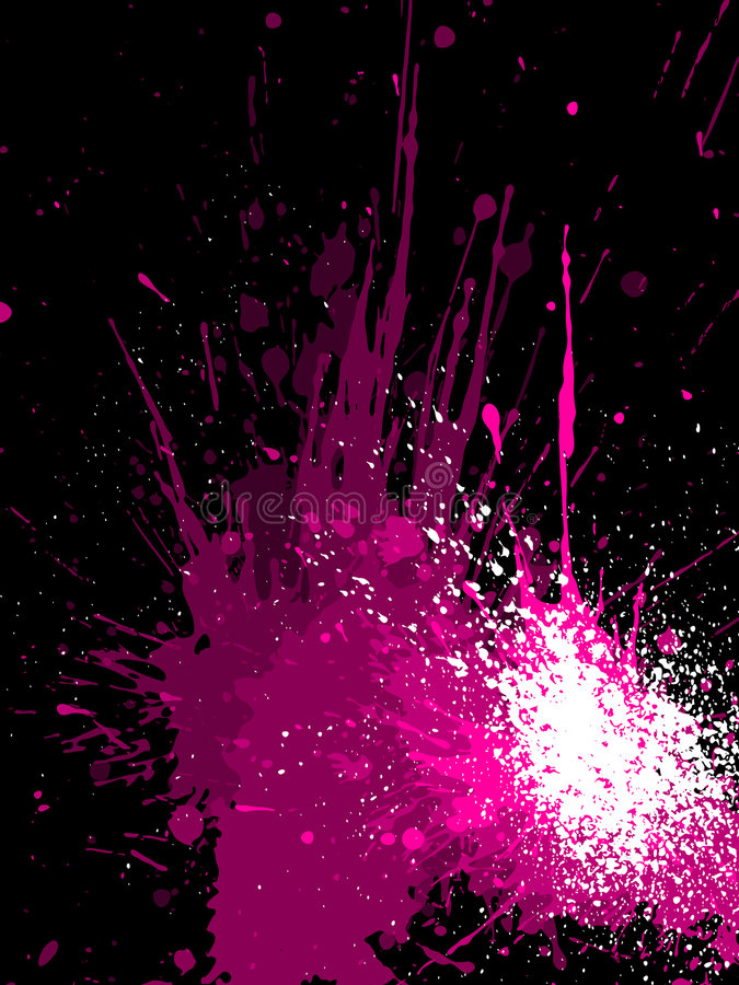 Abstract grunge background, vector. Without gradient vector illustration