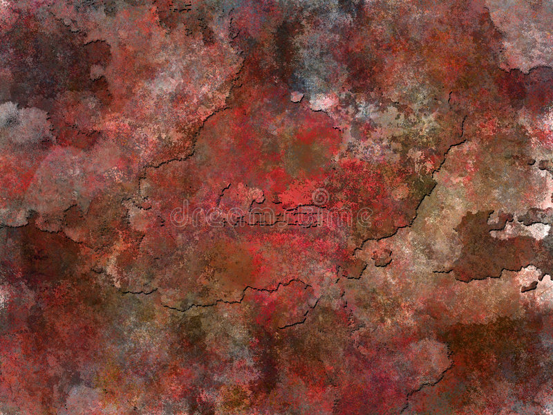 Abstract grunge backgrund. Abstract grunge background with stains, cracks, texture vector illustration