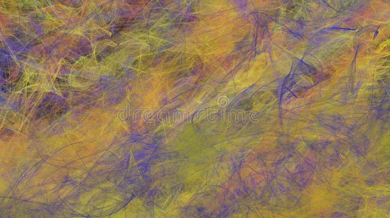 Abstract grunge black background multi color effects with texture background. royalty free stock photo