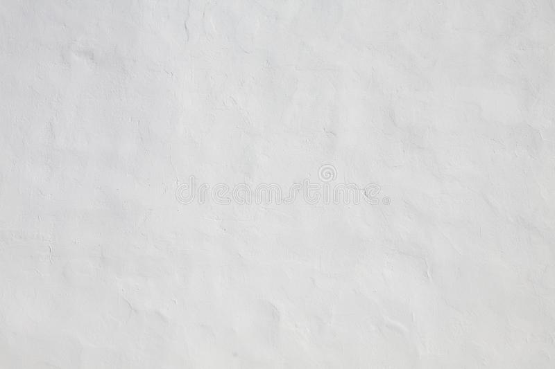 Abstract Grunge Decorative White Stucco Wall Background stock images