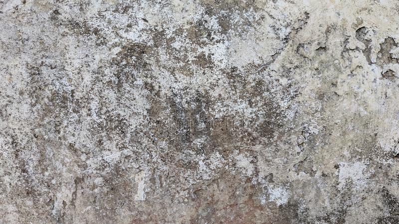Abstract grunge dirty gray concrete texture background. Soft focus image royalty free stock photo