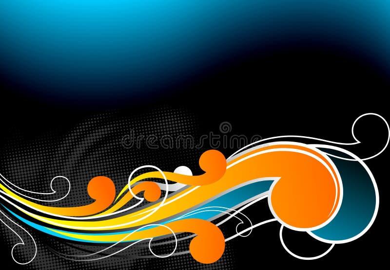 Download Abstract grunge elements stock illustration. Illustration of decoration - 9782337