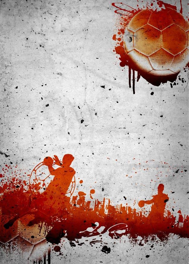 handball background stock illustration  illustration of