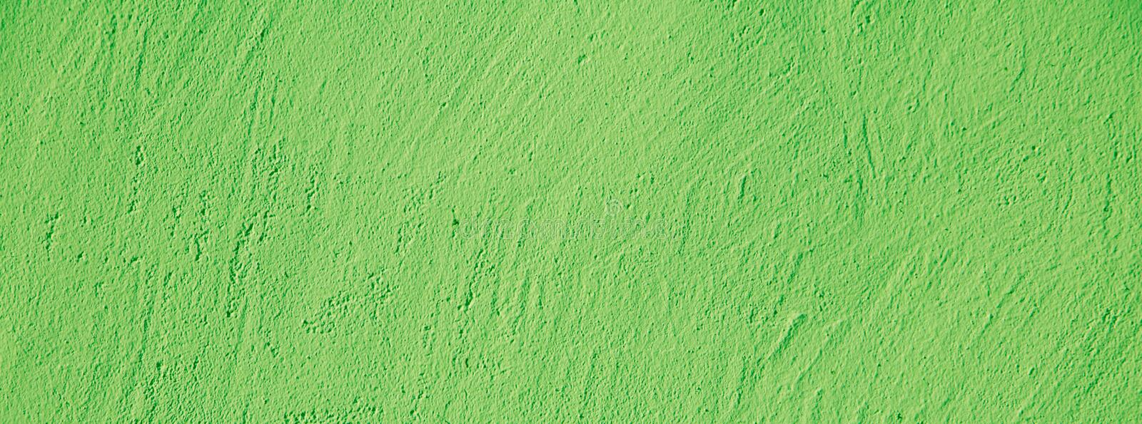 Abstract Grunge Light Green Plaster Wall Texture royalty free stock photos