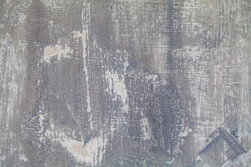 Abstract grunge plaster cement background wall. Retro scratched texture banner.  stock photography
