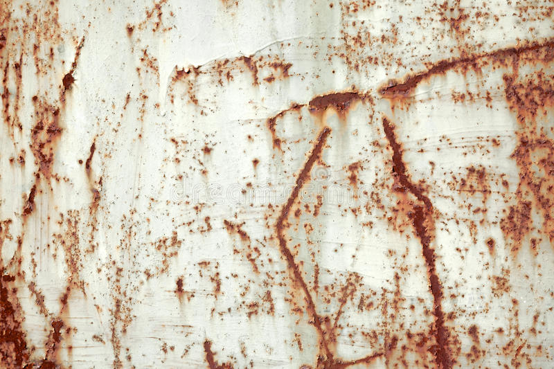 Abstract grungy metal surface closeup background stock photo