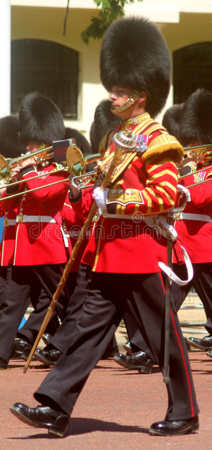 Abstract Guardsman stock images