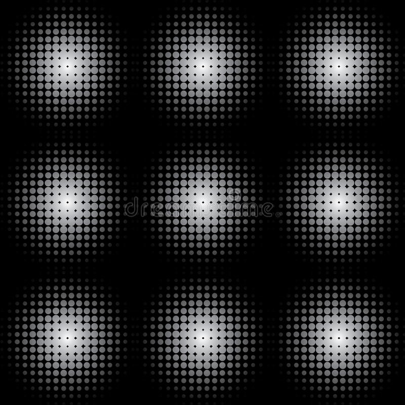 Download Abstract Halftone Background Stock Photo - Image: 27483468