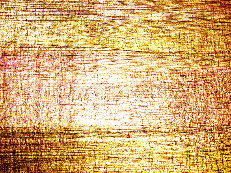 Download Abstract Hand Drawn Golden Background Stock Image - Image: 18637451