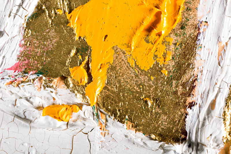Abstract hand painted background royalty free stock photo