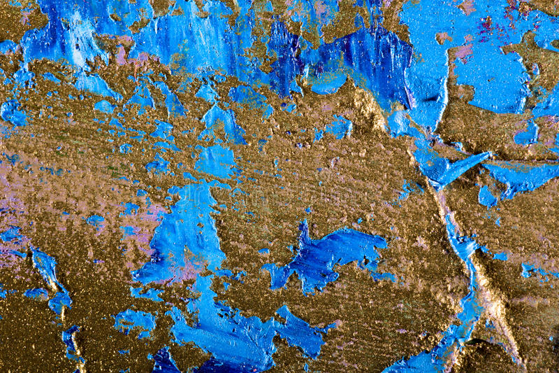 Abstract hand painted background royalty free stock photography