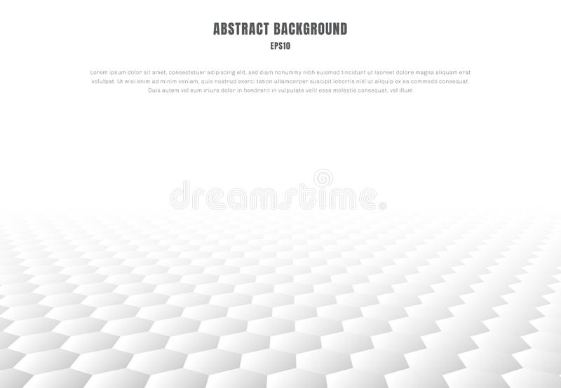 Abstract header blue shiny geometric shapes overlapping moving technology futuristic style presentation on white background with vector illustration