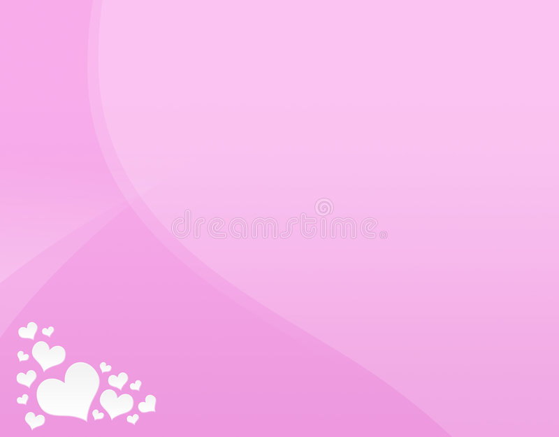 Abstract Heart Background royalty free stock images
