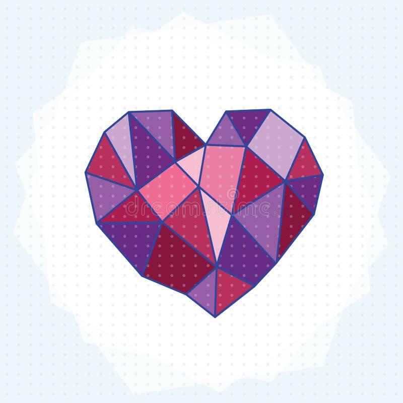 Abstract Heart Royalty Free Stock Photos