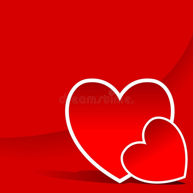 Download Abstract Hearts Stock Photo - Image: 25053150