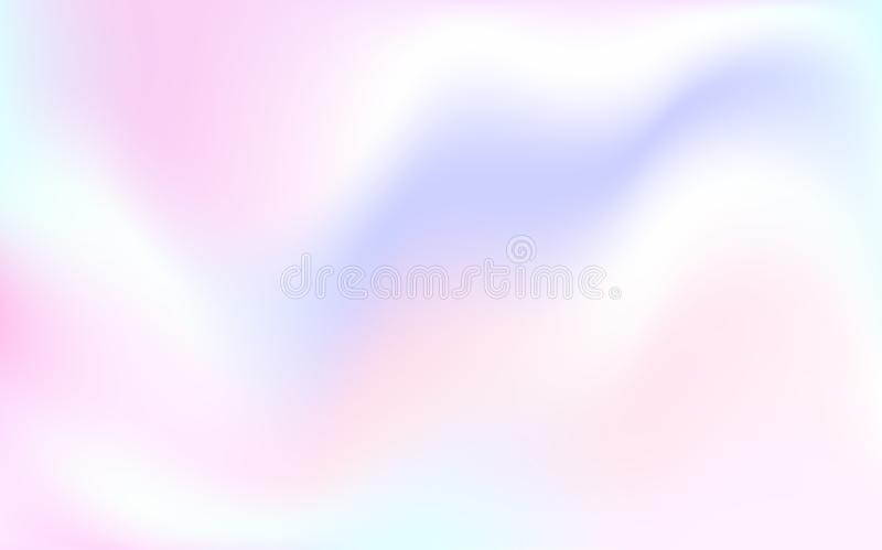 Abstract holographic background, colorful texture in bright colo. Rs for your design: backdrop, web, gift card, cover, book, print, application stock illustration