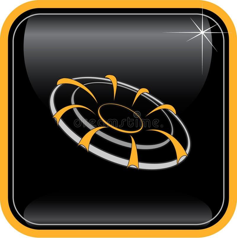 abstract icon internet vector иллюстрация вектора