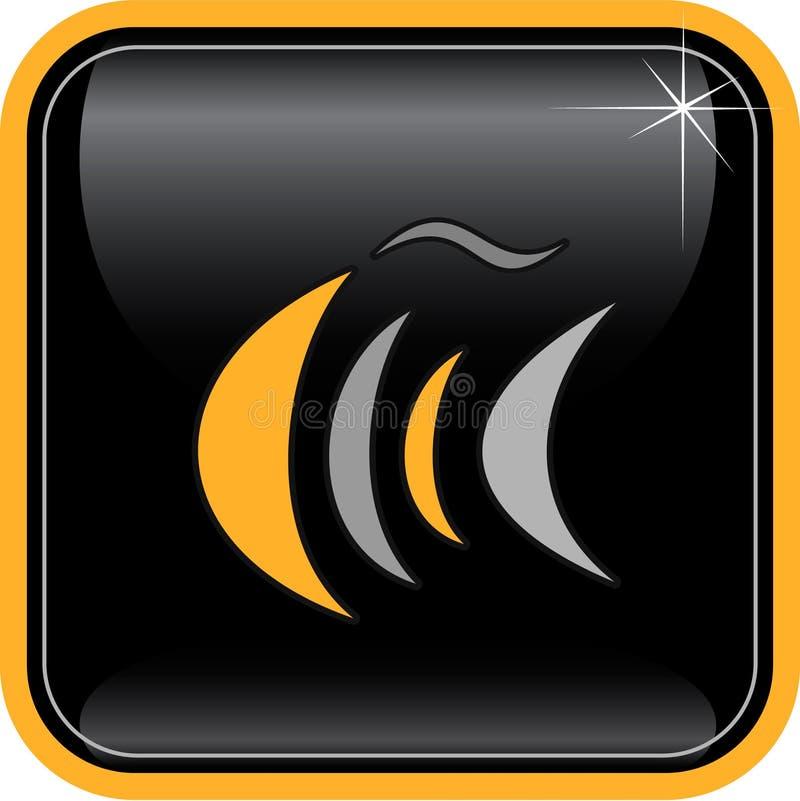 abstract icon internet vector иллюстрация штока