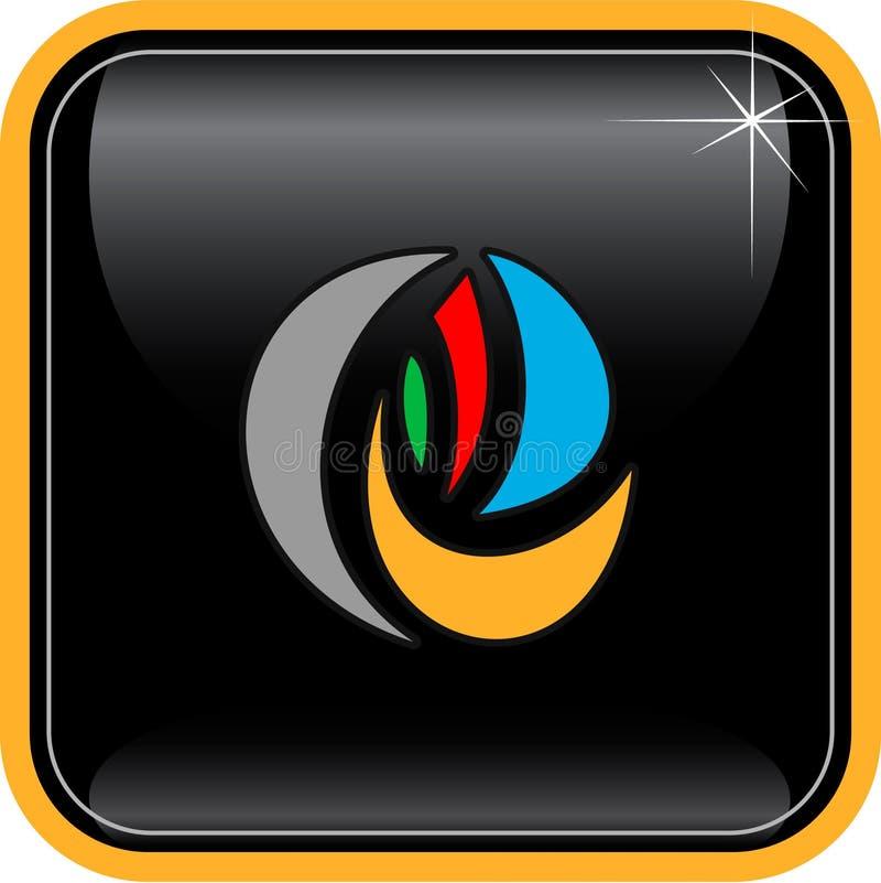 abstract icons internet vector иллюстрация вектора