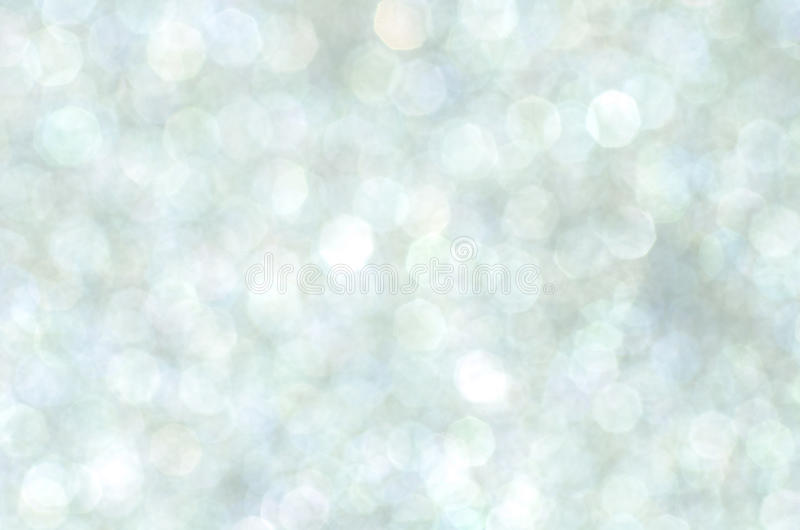 Lens bokeh background. Abstract icy lens bokeh background
