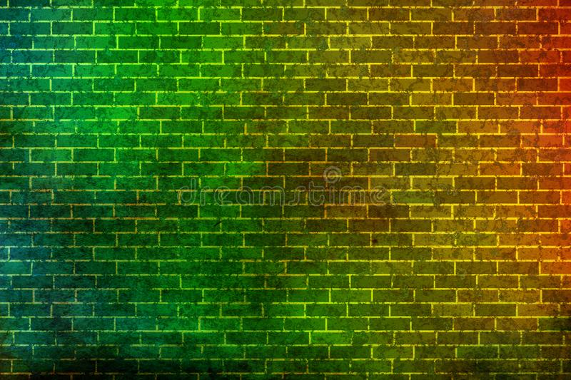 Abstract illustrated grunge background pattern. For your text stock photos