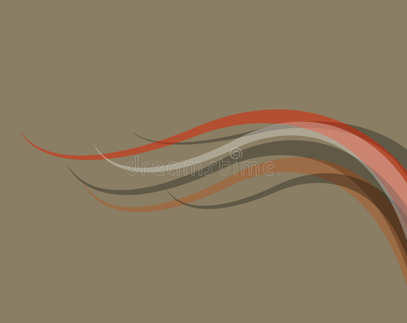 Download Abstract illustrated wave stock vector. Image of artistry - 2768318