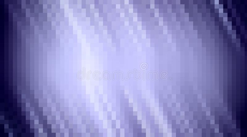 Violet mosaic background. Beautiful checkered design. stock images