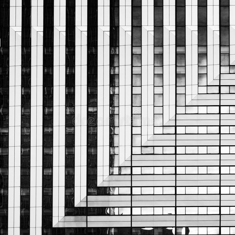 Abstract image of architecture to use as background. Abstract monochrome image of architecture to use as background royalty free stock photography