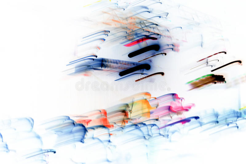 Abstract image of light royalty free stock photos