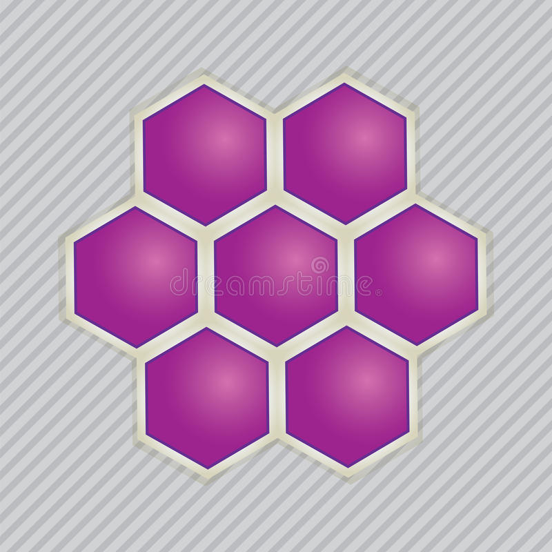 Download Abstract Images Of Molecular Structures . Stock Vector - Image: 28363424