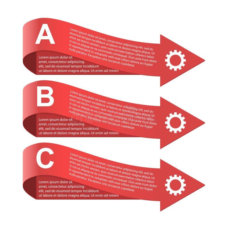 Download Abstract Infographic Document. Vector Illustratie - Illustratie bestaande uit media, ontwerp: 39108669