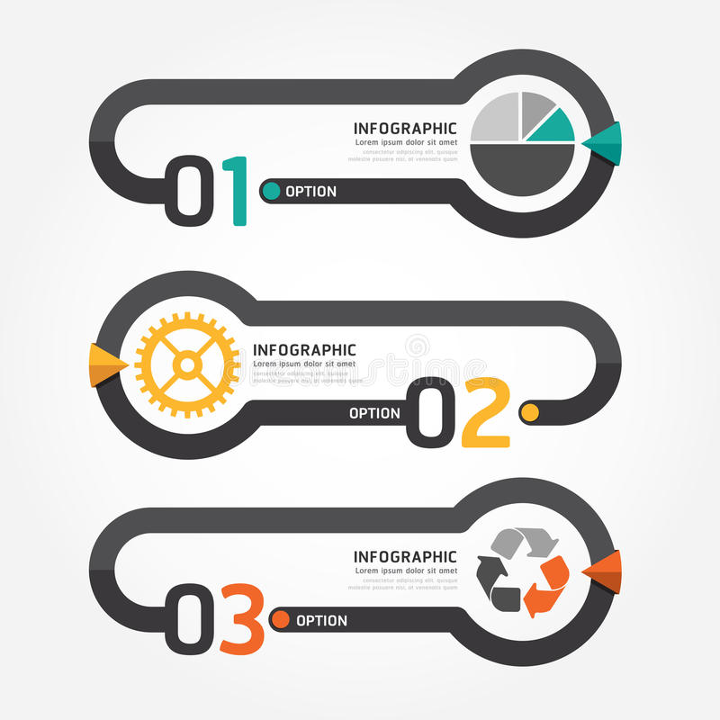 Abstract infographic line template digital design illustration . Vector illustration vector illustration