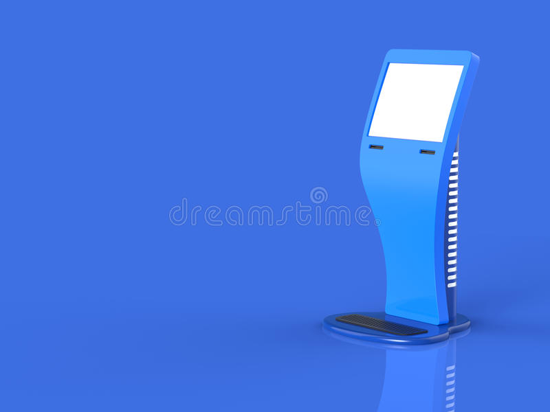 Download Abstract Information Touchscreen Terminal Stock Photos - Image: 32409973