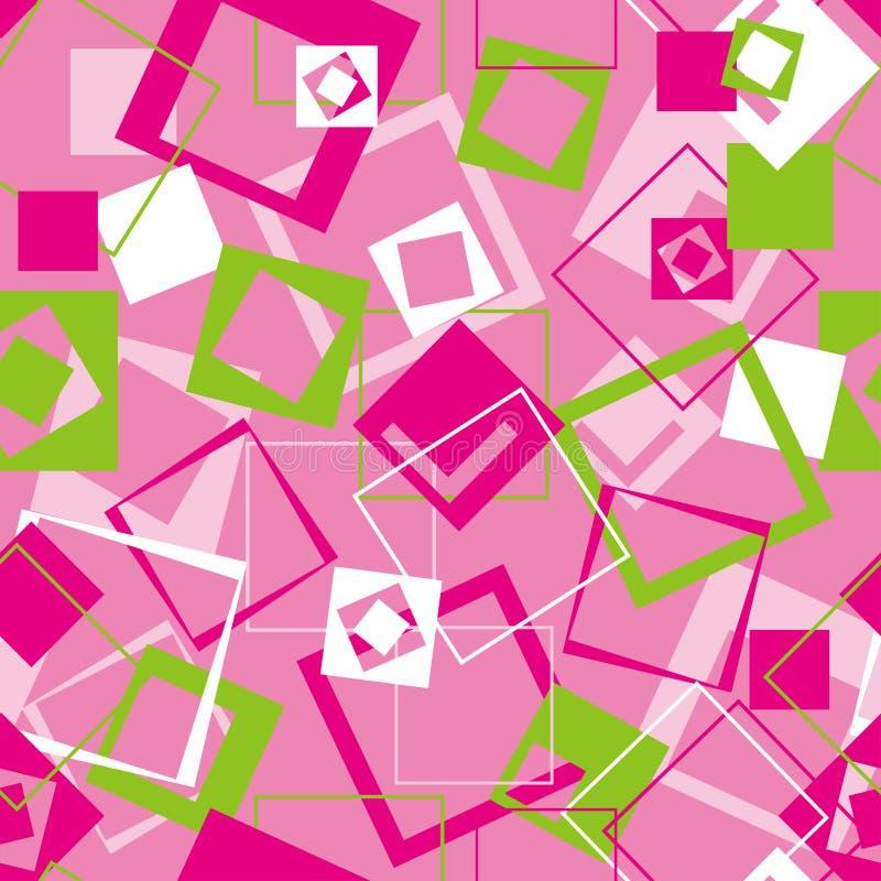 Download Abstract Irregular Square Pattern Stock Illustration - Image: 13741423