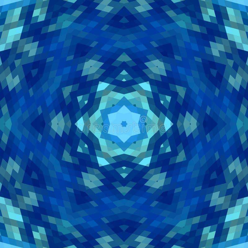 Free Abstract Kaleidoscope Background Image Royalty Free Stock Images - 27123899