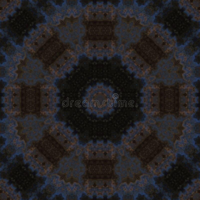 Abstract kaleidoscope style background. Creative ornament. Stock illustration. Abstract kaleidoscope style background. Creative ornament. Stock raster stock illustration