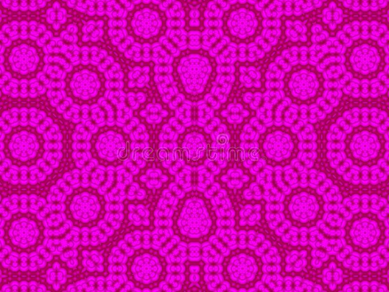 Abstract kaleidoscope style background. Creative ornament. Stock illustration. Abstract kaleidoscope style background. Creative ornament. Stock raster royalty free illustration