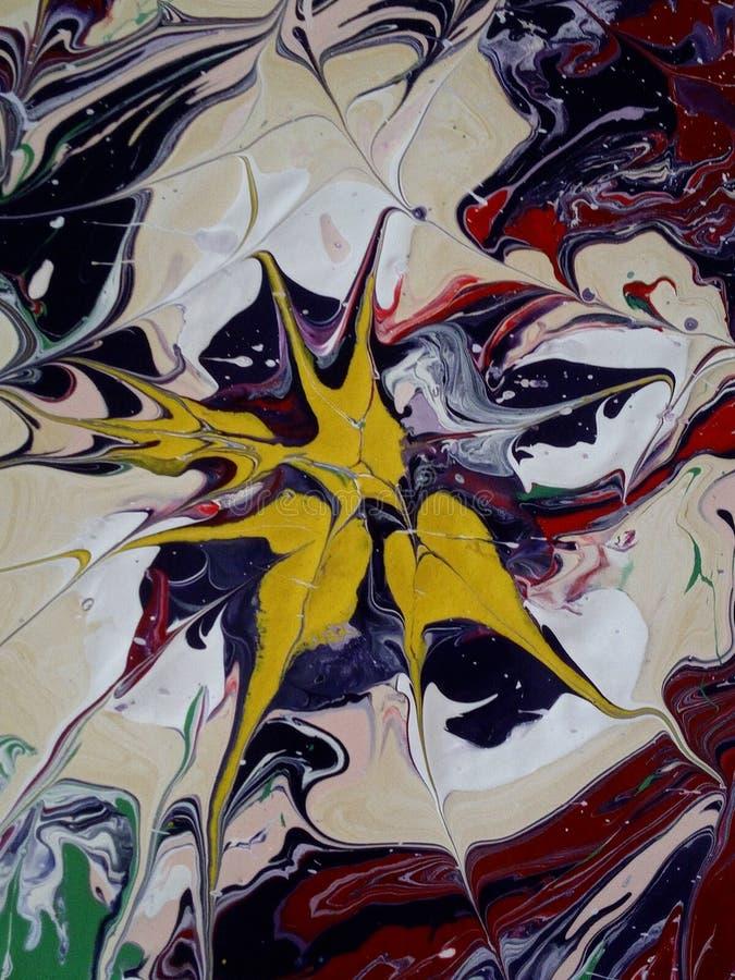 Abstract Kleurrijk textuurontwerp stock foto's