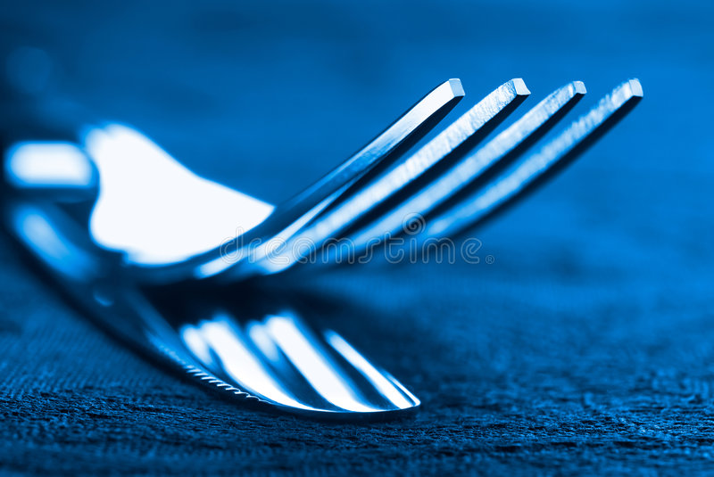 Download Abstract knife and fork stock image. Image of utensils - 8325321
