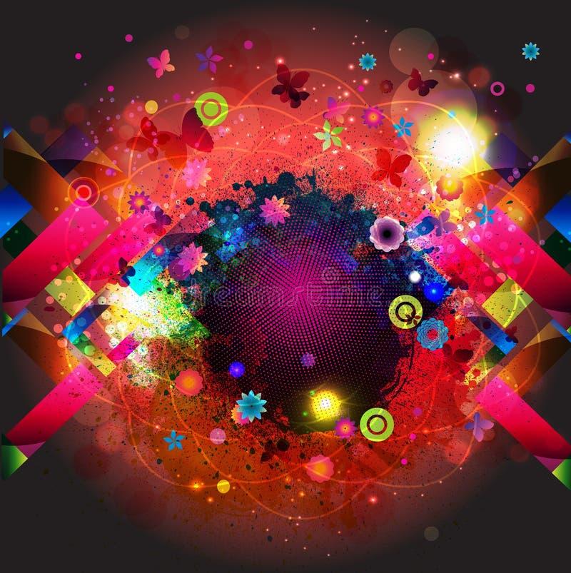 Download Abstract kunstbeeld stock illustratie. Illustratie bestaande uit dekking - 39104261