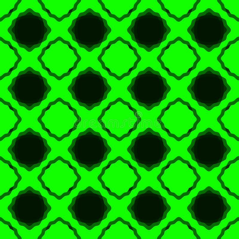 Download Abstract Lacy Squares Seamless Pattern Stock Illustration - Image: 97099491