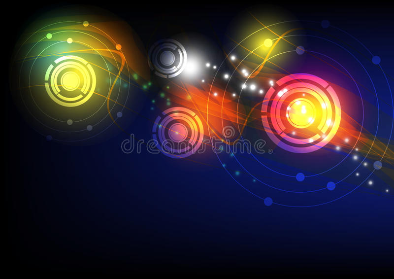 Download Abstract layout design stock vector. Illustration of magic - 26628847