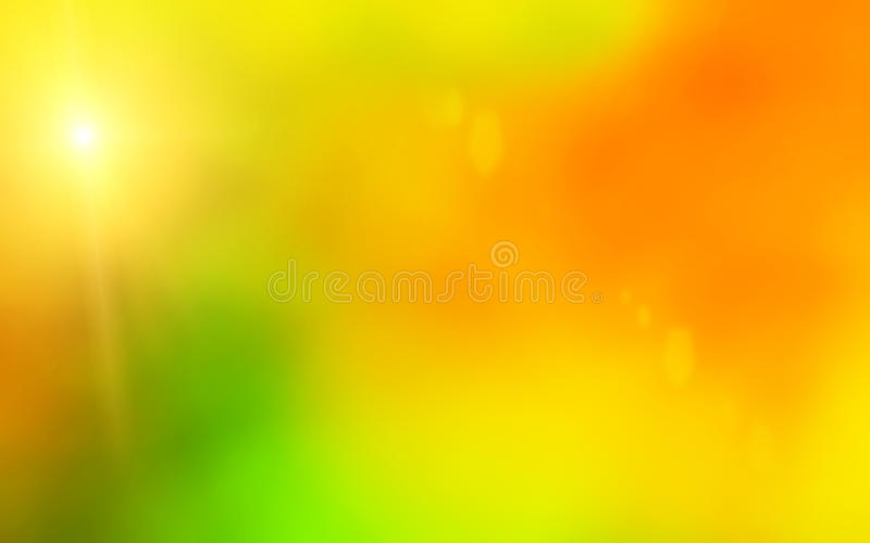 Abstract leaf fall background stock images