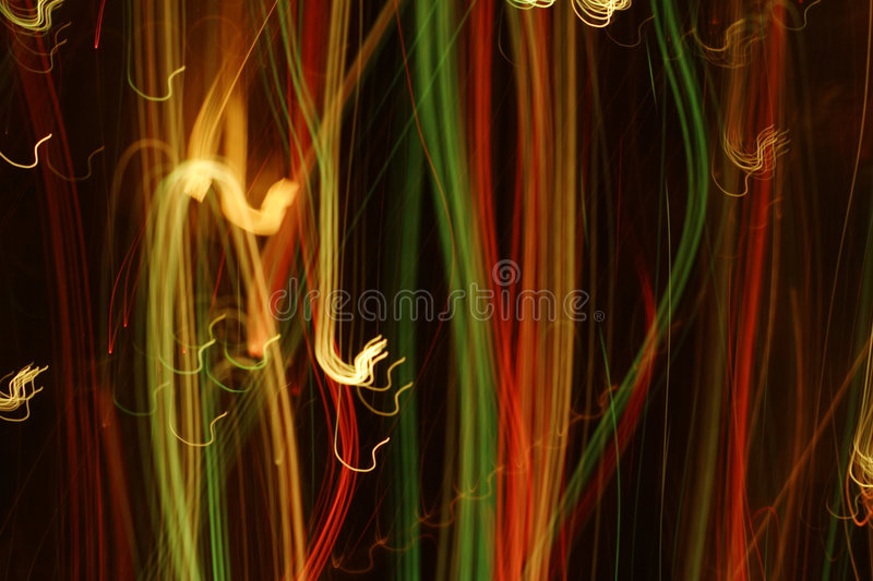 Abstract licht stock afbeelding