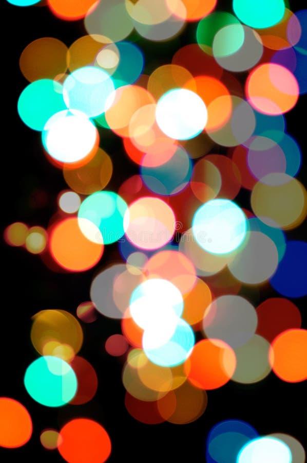 Abstract lichteffect royalty-vrije stock afbeelding