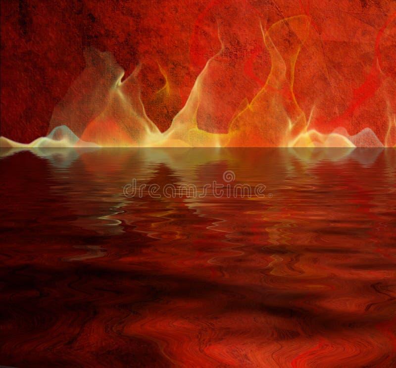 Abstract Light royalty free illustration