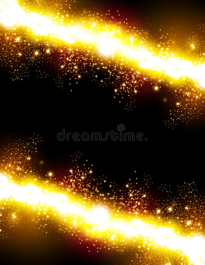 Abstract light background royalty free illustration