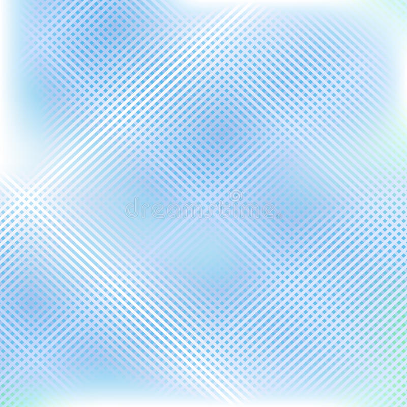 Abstract light blue background vector illustration