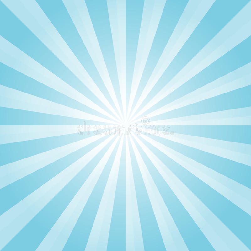 Abstract light Blue rays background. Vector EPS 10 cmyk vector illustration