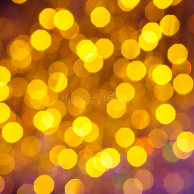 Abstract Light Bokeh Stock Photos